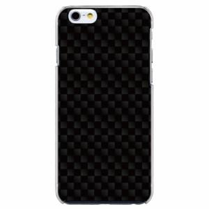 iPhone5S機種専用 スマホケース ARCデザイン 30186 チェッカー ブラック かわいい スマホカバー iPhone iPod