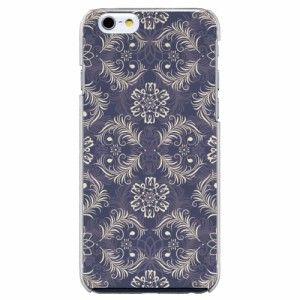 iPhone6 Plus機種専用 スマホケース ARCデザイン 30198 ダマスク柄 かわいい スマホカバー iPhone iPod