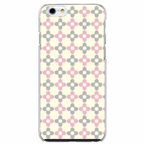 iPhone6 Plus機種専用 スマホケース ARCデザイン 30202 フワラー パターン柄 かわいい スマホカバー iPhone iPod