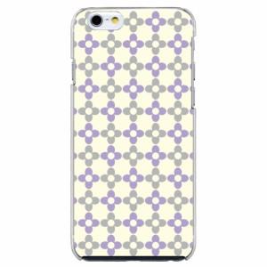 iPhone6 Plus機種専用 スマホケース ARCデザイン 30203 フワラー パターン柄 かわいい スマホカバー iPhone iPod
