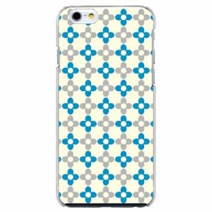 iPhone6 Plus機種専用 スマホケース ARCデザイン 30204 フワラー パターン柄 かわいい スマホカバー iPhone iPod