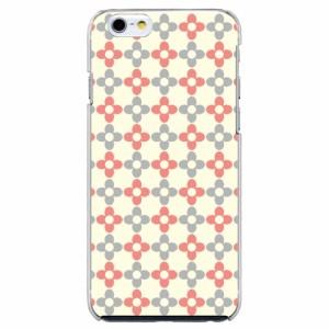 iPhone6 Plus機種専用 スマホケース ARCデザイン 30205 フワラー パターン柄 かわいい スマホカバー iPhone iPod