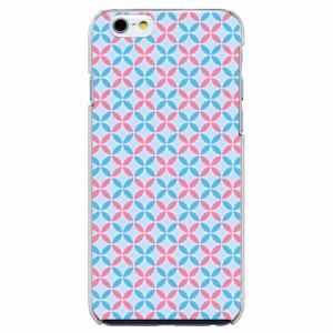 iPhone6 Plus機種専用 スマホケース ARCデザイン 30215 ファンシー 七宝文様 かわいい スマホカバー iPhone iPod