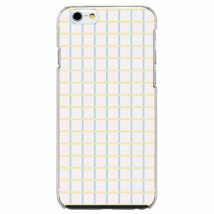 iPhone6 Plus機種専用 スマホケース ARCデザイン 30223 チェック柄 シンプル かわいい スマホカバー iPhone iPod