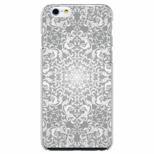 iPhone6 Plus機種専用 スマホケース ARCデザイン 30233 ダマスク柄 かわいい スマホカバー iPhone iPod