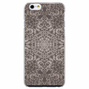 iPhone6 Plus機種専用 スマホケース ARCデザイン 30234 ダマスク柄 かわいい スマホカバー iPhone iPod