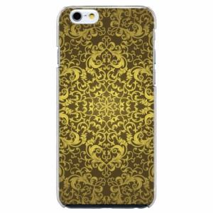iPhone6 Plus機種専用 スマホケース ARCデザイン 30239 ダマスク柄 かわいい スマホカバー iPhone iPod