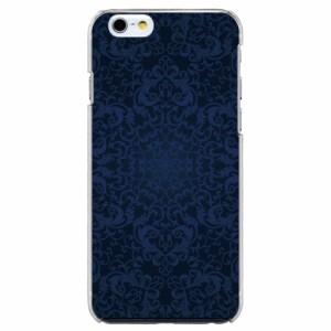 iPhone6 Plus機種専用 スマホケース ARCデザイン 30240 ダマスク柄 かわいい スマホカバー iPhone iPod