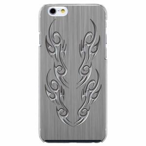 iPhone6 Plus機種専用 スマホケース ARCデザイン 30263 バイナル シルバー メンズ スマホカバー iPhone iPod