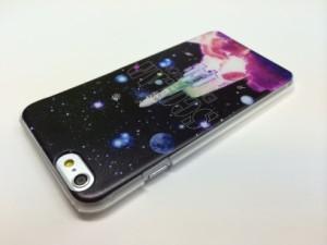 iPhone6 Plus機種専用 スマホケース ARCデザイン 30218 ファンシー 七宝文様 かわいい スマホカバー iPhone iPod