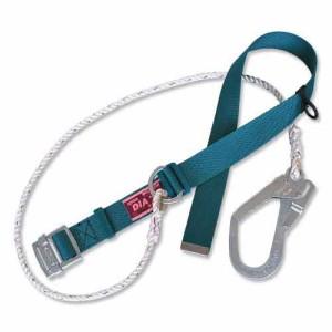 DIA安全帯/ツヨロン/保護具/安全帯ロープ式/DIA−599−BG−BP
