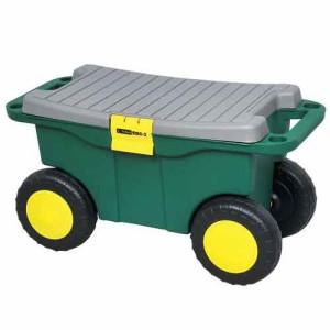 ガーデンチェアー(樹脂製)/千吉/保護具・補助具/補助具/EGC−3