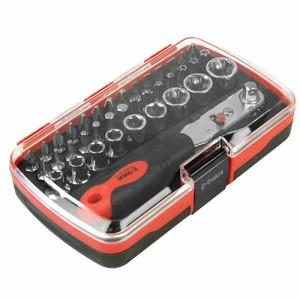ドライバー&ビット・ソケット/E−Value/工具セット/工具セット/EMT−38C