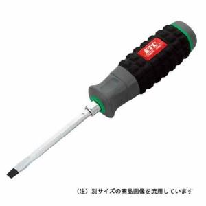 ドライバー 工具 ソフト樹脂ドライバー マイナス6mm