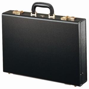 ライオン事務器 ビジネスバッグ 黒 1個