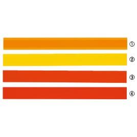 ナリカ 示温テープ(サーモテープ)70度【返品・交換・キャンセル不可】【イージャパンモール】