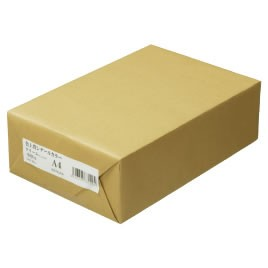 APPジャパン 色上質紙A4特厚口(500枚)クリーム【返品・交換・キャンセル不可】【イージャパンモール】