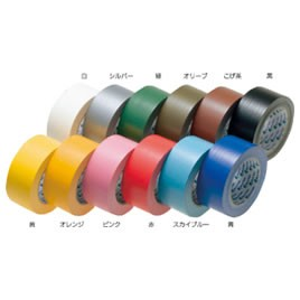 リンレイテープ カラー布粘着テープ#364赤【返品・交換・キャンセル不可】【イージャパンモール】