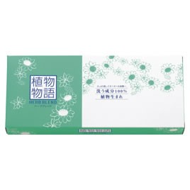 ライオン 植物物語業務用石鹸80g(6個入)【返品・交換・キャンセル不可】【イージャパンモール】