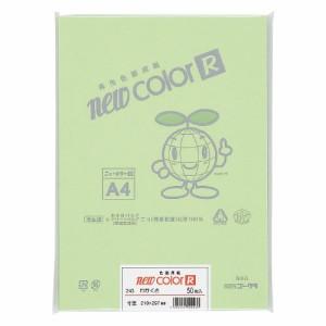 リンテック ニューカラーA4 50枚ライトパープル【返品・交換・キャンセル不可】【イージャパンモール】