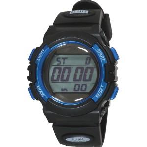 ec2109b6a6 【送料無料】テルバ デジタルソーラー メンズ腕時計 TED052BL【代引不可】【
