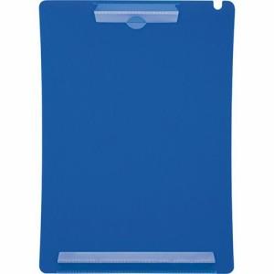 ライオン事務器 アンケートボード A4タテ ブルー 1枚