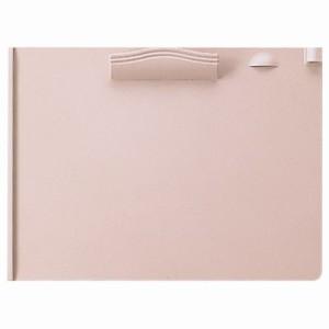 ライオン事務器 オープンロック用箋挟 A4ヨコ ピンク 1枚
