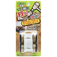 WAKI イス脚に打つ! 打ち込み式ウレタン 21mm  FPK−20【ホームセンター・DIY館】