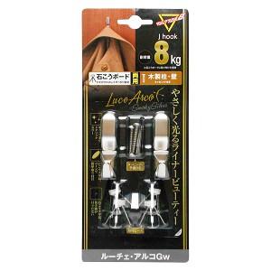 不二貿易 マジッククロス8 J hook ルーチェ・アルコGw  LFA−GW3LFA−GW3 【ホームセンター・DIY館】