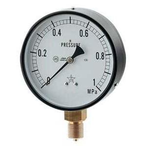 カクダイ 649-873-04F蒸気用圧力計(Aタイプ) 649-873-04F【イージャパンモール】