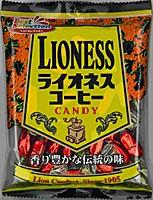 ★まとめ買い★ ライオン菓子 ライオネスコーヒーキャンディ ×6個【イージャパンモール】