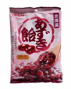 ★まとめ買い★ 明治産業 北海道あずき飴 ×10個【イージャパンモール】