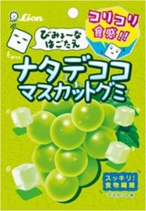 ★まとめ買い★ ライオン菓子 ナタデココマスカットグミ ×10個【イージャパンモール】