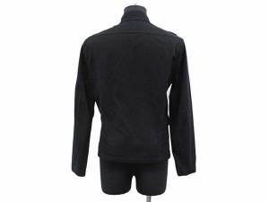 【送料無料】【中古】ルイヴィトン ブルゾン Gジャン コットン ブラック メンズサイズ46 LOUIS VUITTON ヴィトン 服 ジャケット