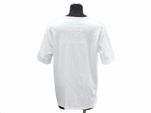 【送料無料】【中古】ルイヴィトン カットソー コットン Tシャツ メンズサイズXXL LOUIS VUITTON ヴィトン メンズ 服