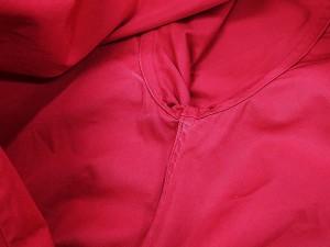 【送料無料】【中古】ルイヴィトン Yシャツ LVロゴ コットン 半袖 カッターシャツ カラーシャツ メンズサイズ38 LOUIS VUITTON メンズ 服