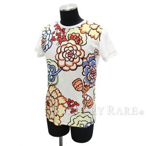 ルイヴィトン Tシャツ 半袖  フラワー メンズサイズL LOUIS VUITTON ヴィトン 服