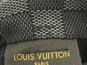 ルイヴィトン グローブ ダミエ グラフィット ゴン・ダミエ M58327 LOUIS VUITTON ヴィトン 手袋 メンズ