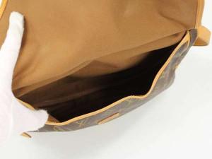 【送料無料】【中古】ルイヴィトン ショルダーバッグ モノグラム ソミュール30 M42256 斜めがけ LOUIS VUITTON ヴィトン バッグ 旧型