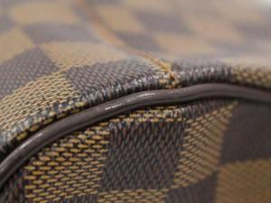 【送料無料】【中古】ルイヴィトン ハンドバッグ ダミエ ドゥオモ N60008 LOUIS VUITTON ヴィトン バッグ