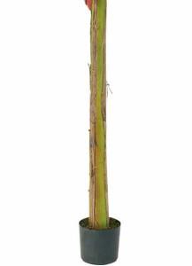 造花 フラワー 観葉植物 240cm バナナフラワーツリー [LETR7616]【フェイク グリーン 資材  フラワー アレンジメント】