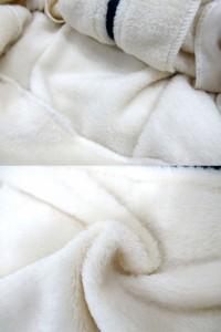 送料無料 ジャケット パーカー アウター カットソー インナー 長袖 メンズ レディース 部屋着 パーカー ブルゾン ベロア 防寒 起毛