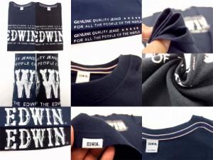 【送料無料】【大きいサイズ】【EDWIN】【Tシャツ】【半袖】半袖 メンズ 大きいサイズ メンズファッション 2L 3L 4L 5L カットソー