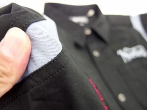 送料無料 大きいサイズ Norton カジュアルシャツ 半袖 メンズ レディース アウター シンプル 総柄 刺繍 ストリート アメカジ バイカー