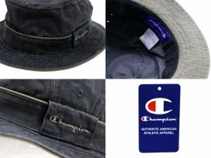 Champion 送料無料 ハット  キャップ 帽子 メンズ レディース メンズファッション ストリート ミリタリー アメカジ つば広 日よけ