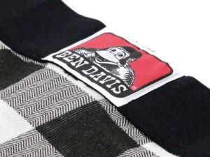 (ベンデイビス) BEN DAVIS ボクサーパンツ メンズ ブランド 前開き トレーニング 2color