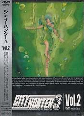 送料無料有/CITY HUNTER 3 Vol.2/アニメ/ANSB-3122