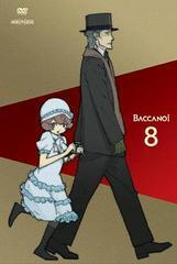 送料無料有/BACCANO! 8/アニメ/ANSB-2908