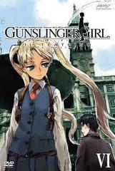 送料無料有/GUNSLINGER GIRL -IL TEATRINO- Vol.6 [初回限定版]/アニメ/ZMBZ-3986
