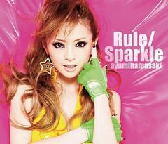 送料無料有/[CD]/浜崎あゆみ/Rule/Sparkle [CD+DVD/ジャケットA]/AVCD-31605